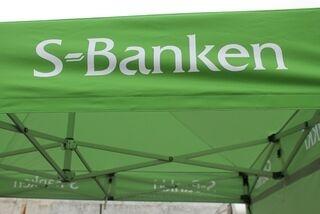 S-Pankki teltta