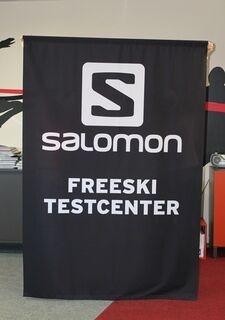 Salomon banneri