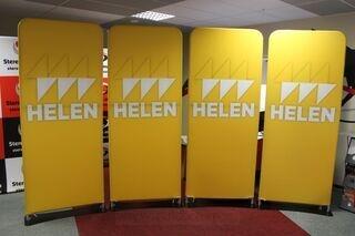 Promotional wall Helen