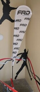 FRD beach flag RM