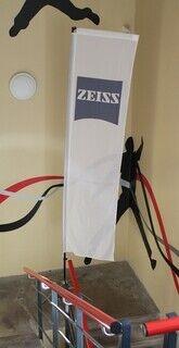 BM Zeiss mainoslippu
