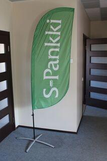 Mainoslippu S-Pankki