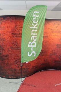 S-Banken lippu