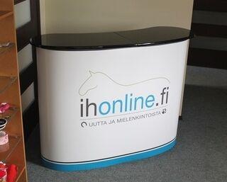 Esitluslaud Ihonline.fi