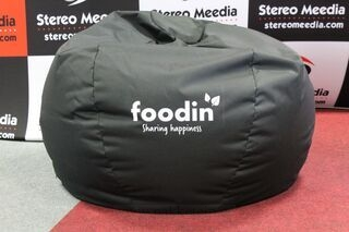Suur kott-tool logoga
