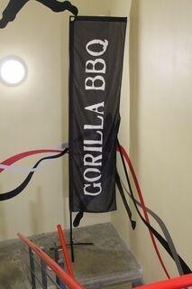 Gorilla BBQ blokklipp 3,5m