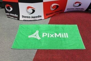 Kootud rätik PixMill