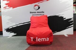 Telema logoga kott-tool