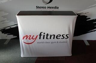 MyFitness advertising table