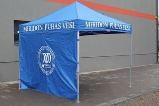 Logolla pop up teltta 3x3m