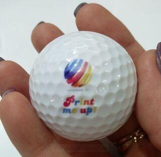 Golfpallo printillä