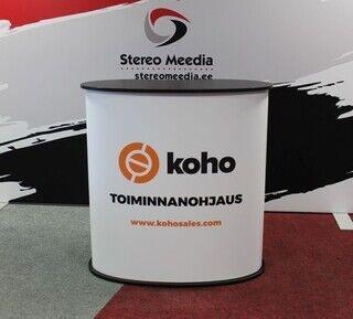 Advertising counter Koho