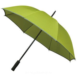 Falcone® golf umbrella, reflective pipping