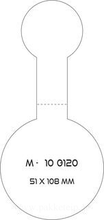 Heijastin M100120