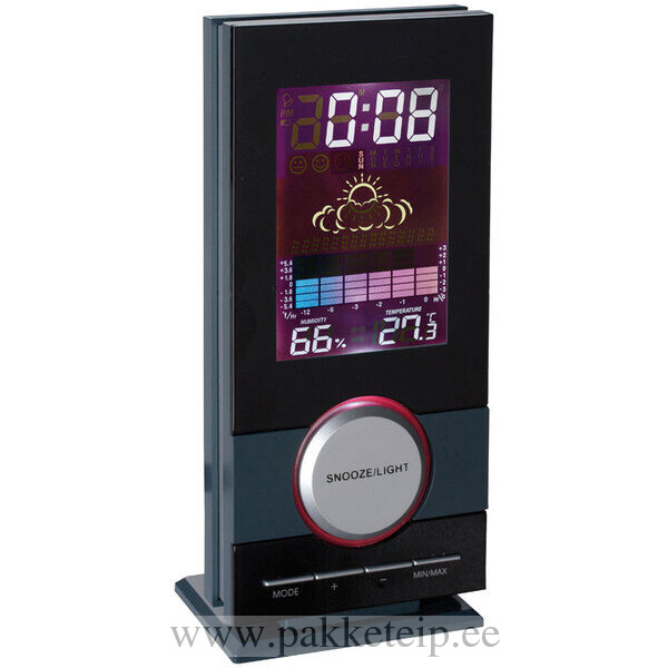 7582f1e6bc0 Ilmajaamad - PAKKETEIP - Elektrooniline kell/ilmajaam